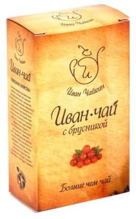 Иван-чай гранулированный с брусникой 90 г