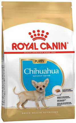 Сухой корм для щенков ROYAL CANIN Chihuahua Junior, птица, 1.5кг