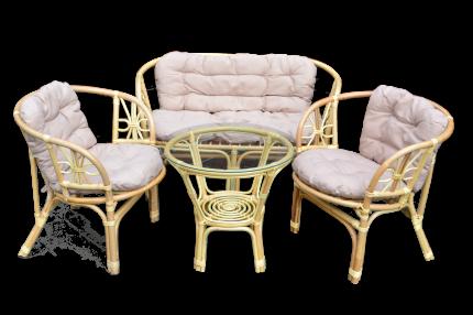Набор дачной мебели Garden Story Багамы BS001-МТ002
