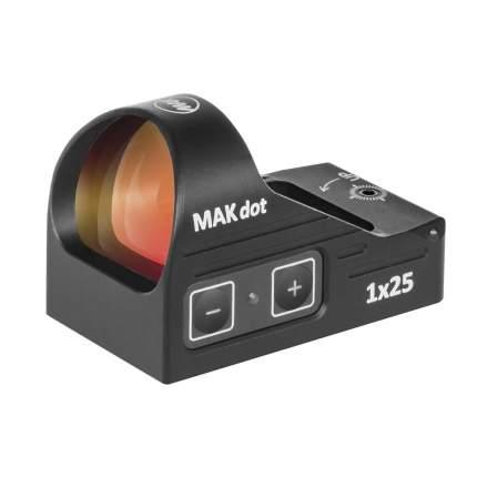 Прицел коллиматорный MAKdot 1X25 Reflexvisier