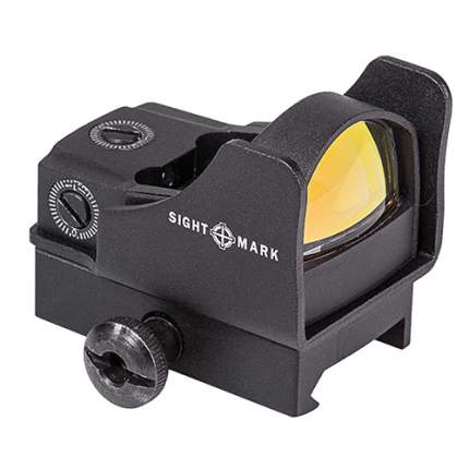 Коллиматорный прицел Sightmark Mini Shot ProSpec w/Riser Mount - Red SM26006
