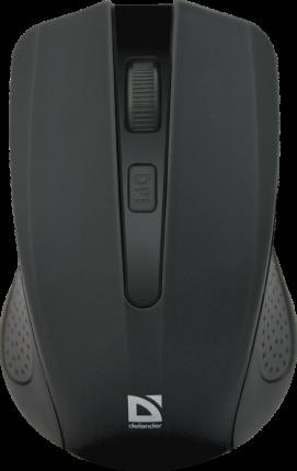 Беспроводная мышь Defender Accura MM-935 Black (52935)
