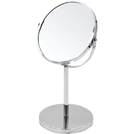 Зеркало косметическое настольное Pocahontas 1х/5х-увелич. хром