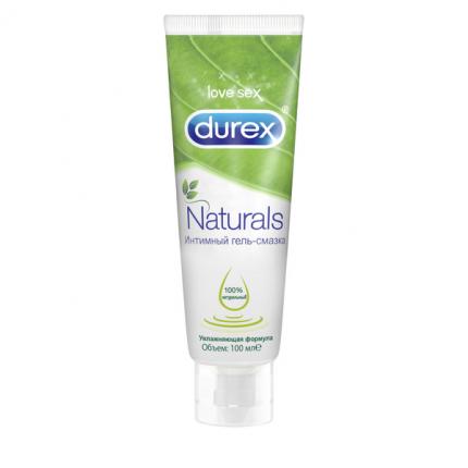 Гель-смазка Durex Naturals 100 мл