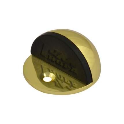 Ограничитель двери НОРА-М 100 напольный - Золото