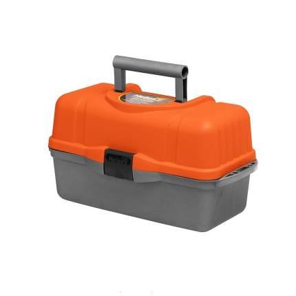 Ящик рыболова трехполочный оранжевый Helios (T-HS-FB3-O)