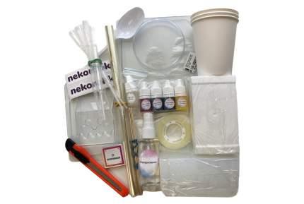 Набор для создания сувенирного мыла ручной работы nekorobka mini мыловарня
