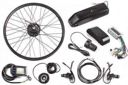 "Мотор колесо для велосипеда 36V 350W LCD 26""  + АКБ 36V 10Ah (HL)/22438"