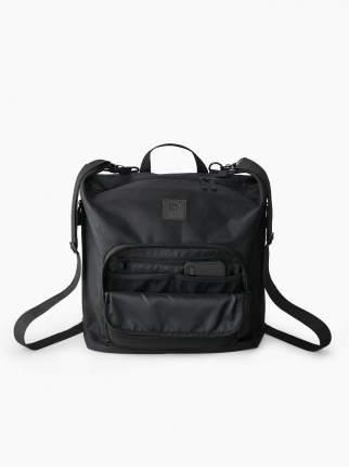 Сумка-рюкзак для мамы Happy Baby black