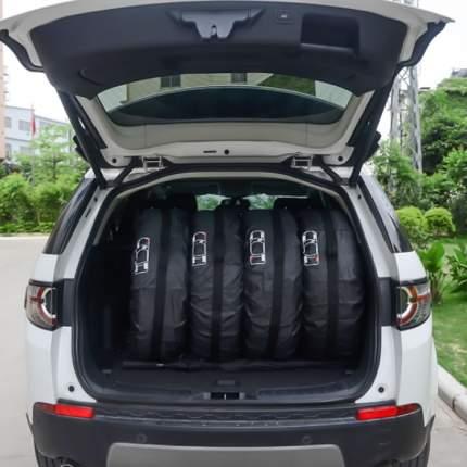 """Чехлы для хранения колёс Home Comfort """"Premium Car Storage Bag R13-16"""", 4 шт"""