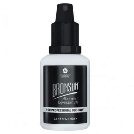 Оксидант-молочко Bronsun 3% Innovator Cosmetics 20 мл
