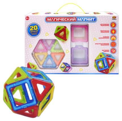 Конструктор Junfa Toys Магический магнит PT-01350