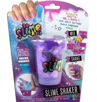 Набор для изготовления слайма Slime Shaker Cлайм меняет цвет от тепла рук! Junfa Toys