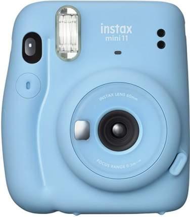 Фотоаппарат моментальной печати Fujifilm Instax Mini 11 Blue (Party Set)