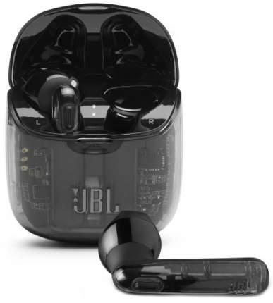 Беспроводные наушники JBL Tune 225 TWS Black/Transparent