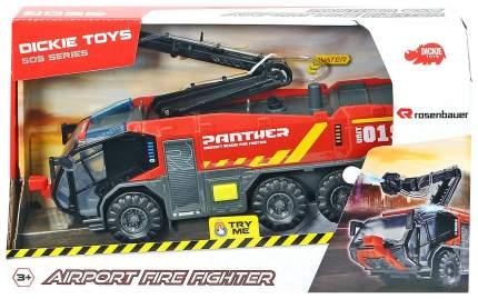 Пожарная машина Dickie Toys Аэродромный автомобиль 62 см свет звук