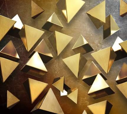 Фотообои 3D Divino Decor Золотые пирамиды 300х270