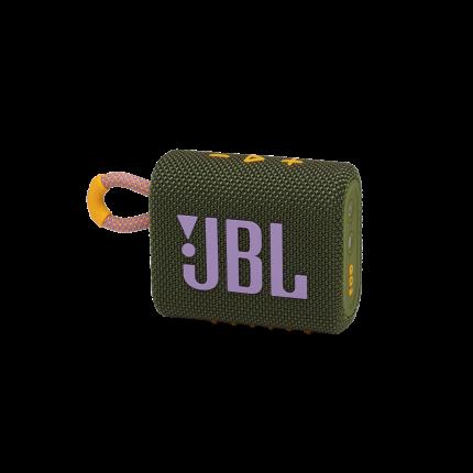 Портативная колонка JBL Go 3 Green