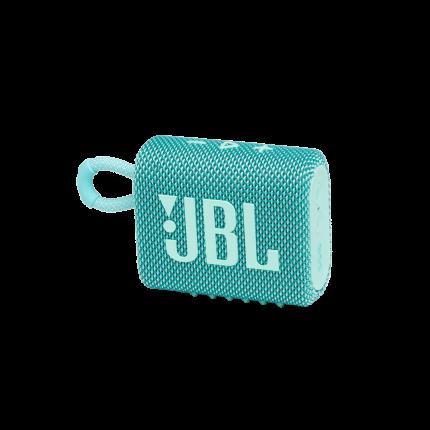 Портативная колонка JBL Go 3 Teal