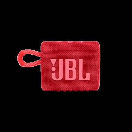 Портативная колонка JBL Go 3 Red