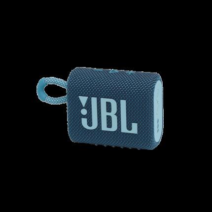 Портативная колонка JBL Go 3 Blue