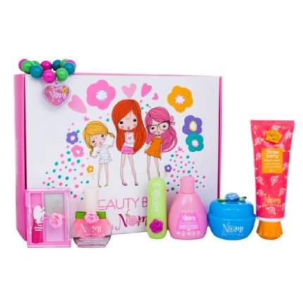 Набор косметики Nomi для девочек Beauty Box Lux №04