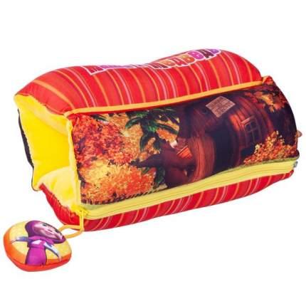 Мягкая игрушка СмолТойс Муфта-подушка Маша и Медведь