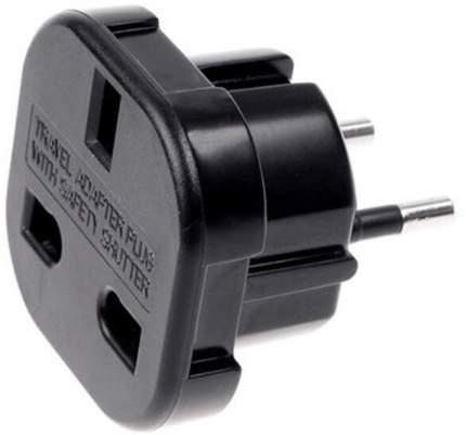 Переходник для розетки GSMIN Travel Adapter HHT610 Black