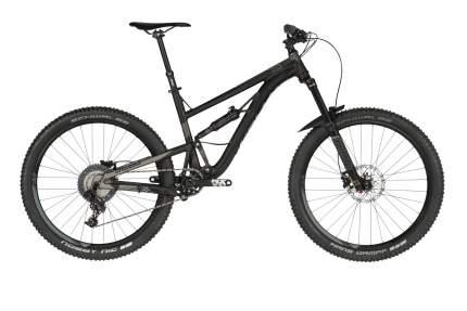 Велосипед Kellys Swag 10 2019 S черный
