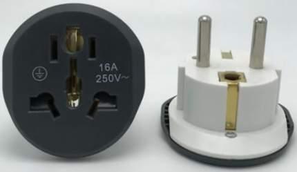 Переходник для розетки GSMIN Travel Adapter HHT588 Black