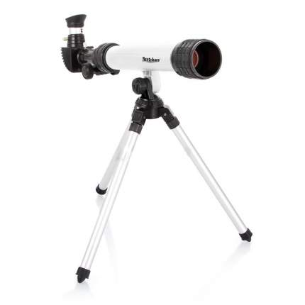 Телескоп I-Star Entertainment HK Ltd на пластиковом треножнике белый