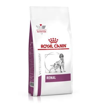 Сухой корм для собак ROYAL CANIN Renal RF14 Adult, птица, 14кг
