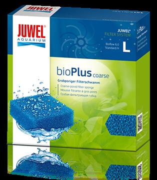 Губка для внутреннего фильтра Juwel Bio Plus Coarse L для Standart, поролон, 40 г