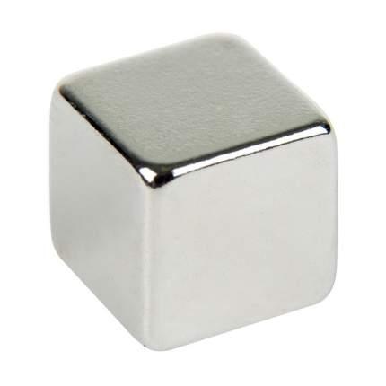 Неодимовый магнит Rexant куб 8х8х8 мм сцепление 3,7 кг (Упаковка 4 шт)/72-3208