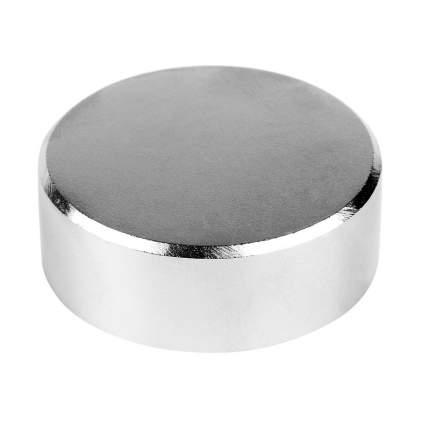 Неодимовый магнит Rexant диск 40х15мм сцепление 58 Кг/72-3007