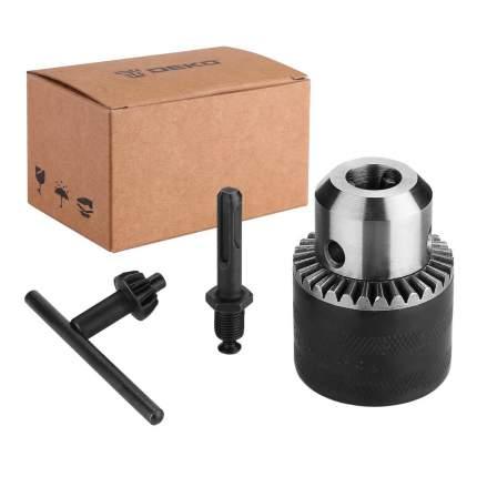 Патрон для дрели и перфоратора DEKO CH01, с адаптером SDS+, 1/2-20 мм, 1,5-13 мм