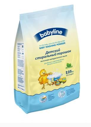 Детский стиральный порошок babyline 2,25 кг