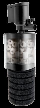 Фильтр для аквариума внутренний Aquael Turbo Filter 1000, 1000 л/ч, 11 Вт