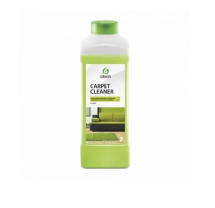 Очиститель ковровых покрытий Grass carpet cleaner пятновыводитель канистра 1 л