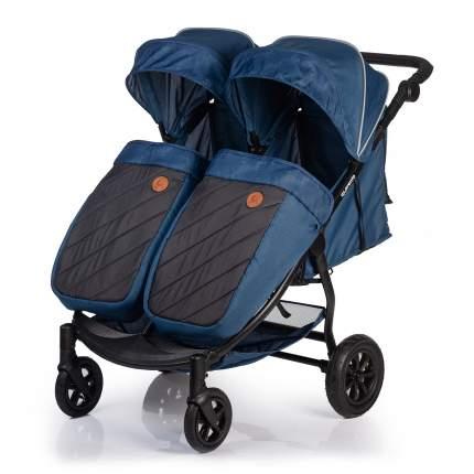 Прогулочная коляска Acarento Prevalenza утепленная, с надувными колесами,темно-серый