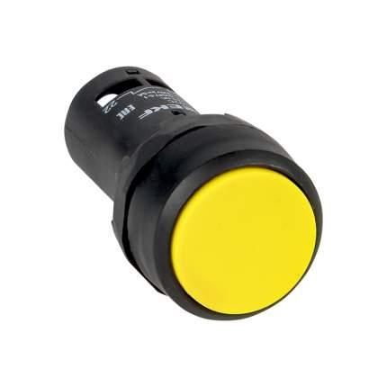 Кнопка SW2C-11 возвратная желтая NO+NC EKF PROxima