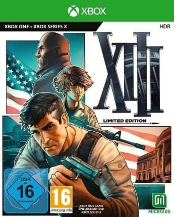 Игра XIII. Limited Edition для Xbox One/Xbox Series X