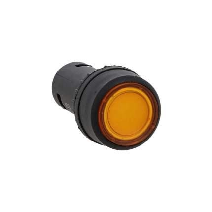 Кнопка SW2C-10D с подсветкой желтая NO 24В EKF PROxima