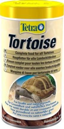 Корм для рептилий Tetra Tortoise для сухопутных черепах, 250 мл