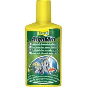 Средство для борьбы с водорослями в аквариуме Tetra AlguMin 250 мл
