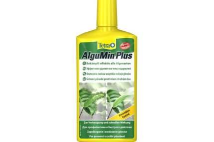 Средство для борьбы с водорослями в аквариуме Tetra AlguMin 500 мл