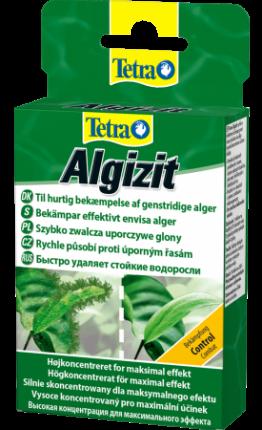 Средство для борьбы с водорослями в аквариуме Tetra АЛГИЗИТ 10 таб