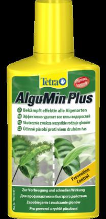 Средство для борьбы с водорослями в аквариуме Tetra AlguMin 100 мл