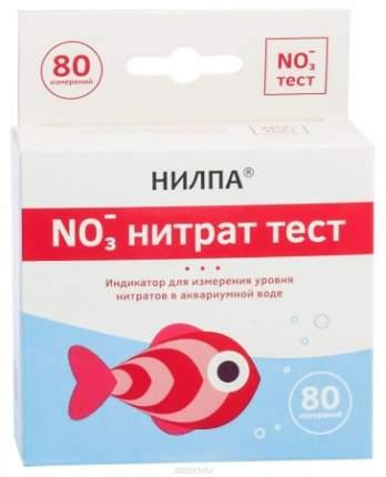 Тест для воды НИЛПА NO3 для измерения концентрации нитратов