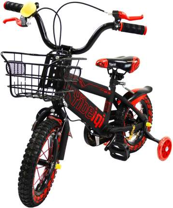 Детский велосипед Yibeigi V-14 красный